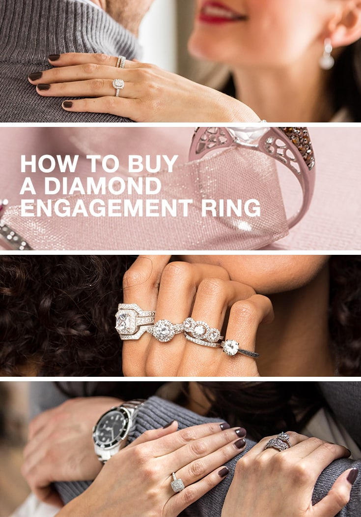 How to Buy a Diamond Engagement Ring