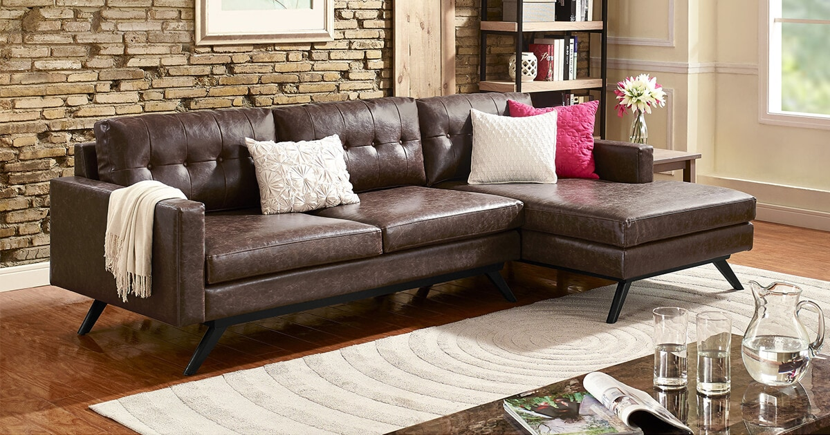 The 3 Best Sectionals for Your Small Space