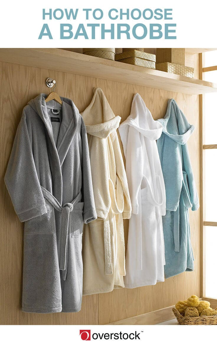 How to Choose a Bathrobe