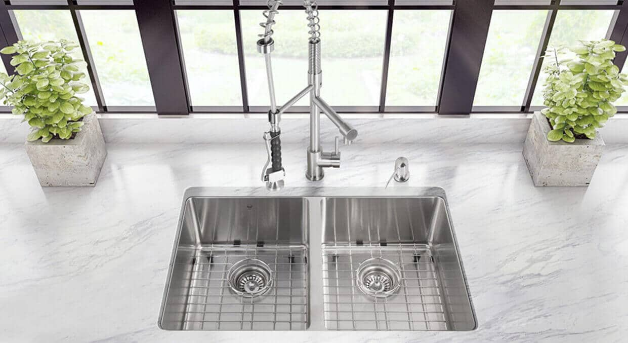Ordinary How To Measure For A New Kitchen Sink #2: Overstock