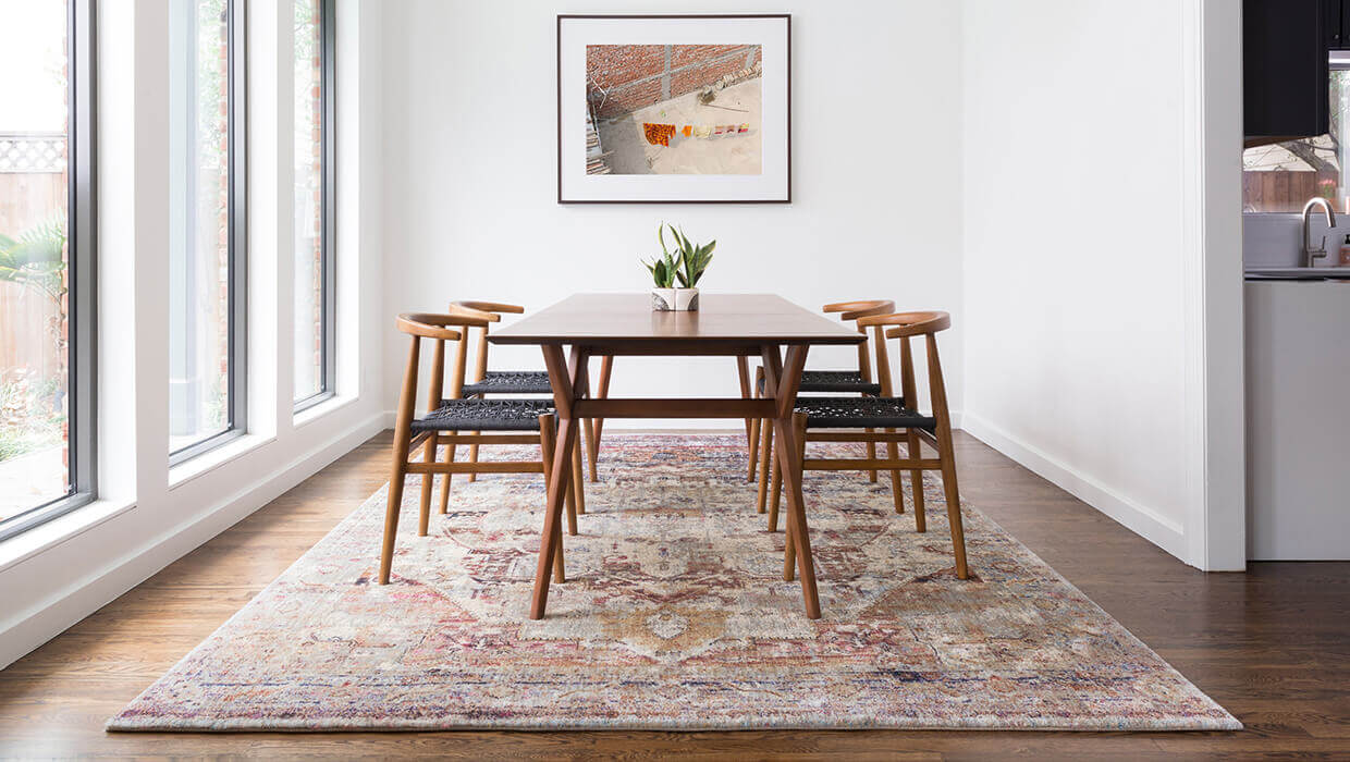 1 - 5 Area Rug Tips To Keep Wood Floors Pristine - Overstock.com