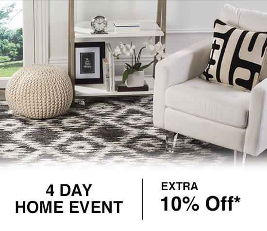 4 Day Home Event - Extra 10% Off*