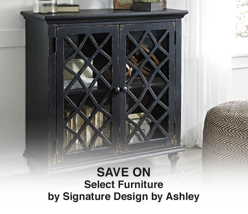 Save On Select Furniture by Signature Design by Ashley