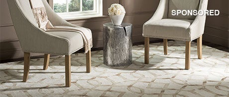 Art for Your Floor by Style Haven
