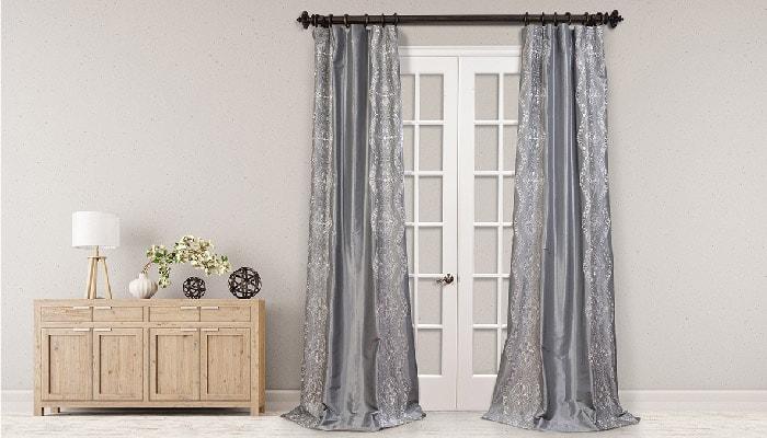 Signature Silk Curtains