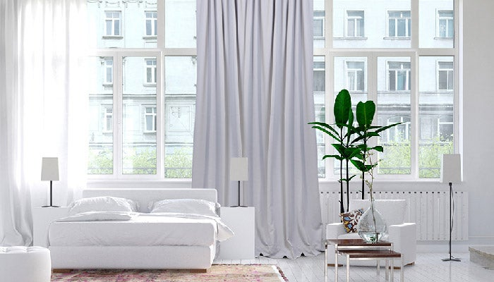 Cotton and Linen Curtains