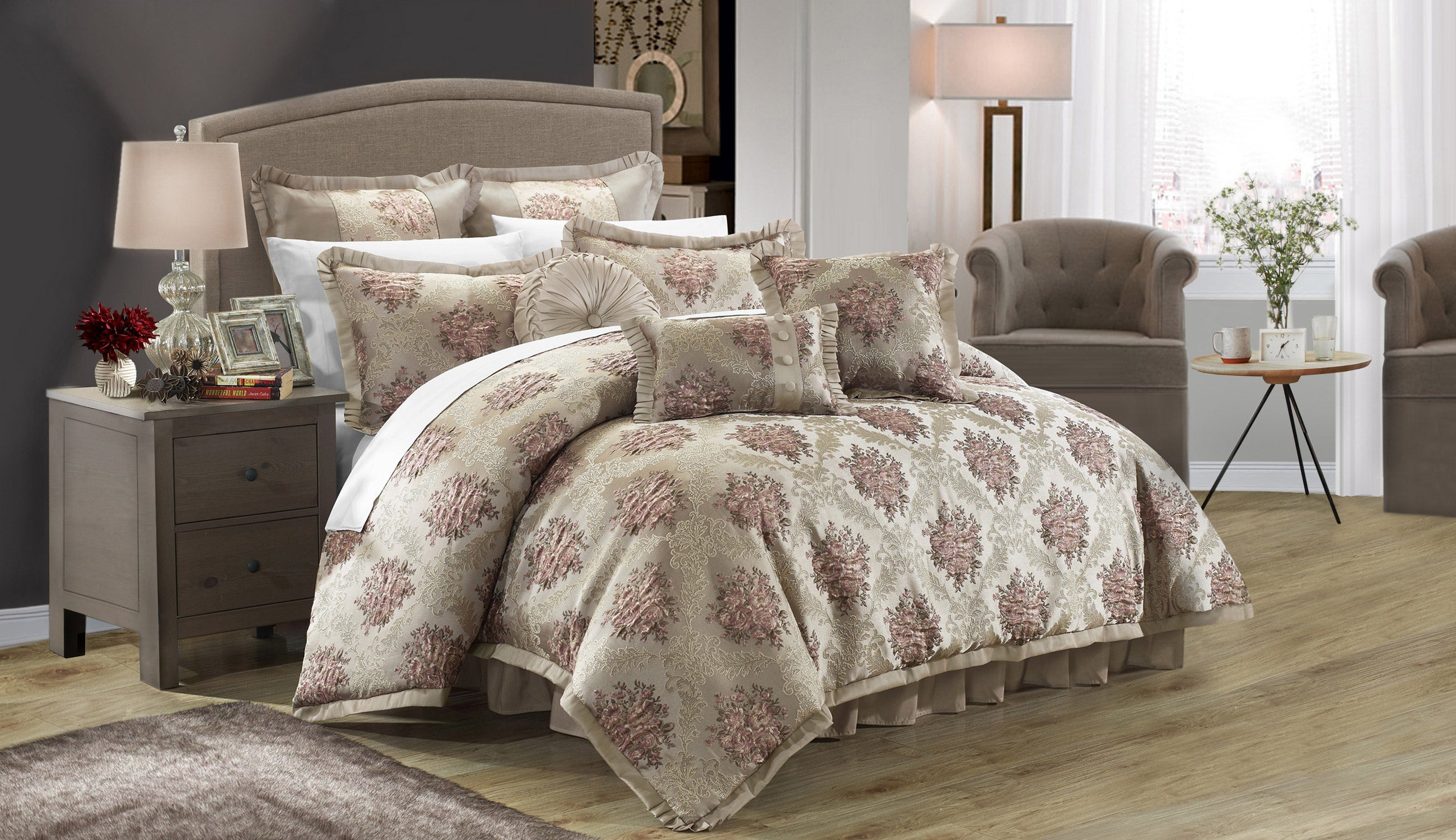 chic home comforter sets shop the best deals for oct 2017
