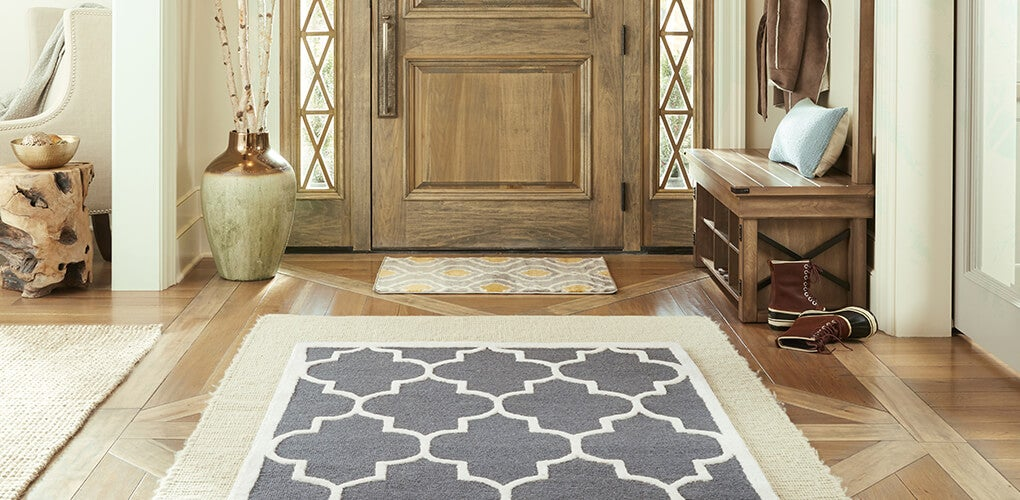 What Size Should Foyer Rug Be : How to pick the best rug size for any room overstock