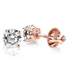 Auriya Diamond Stud Earrings
