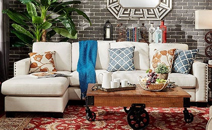 Top-Rated Living Room Furniture