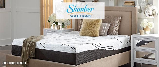 Shop Slumber Solutions Mattresses and Memory Foam