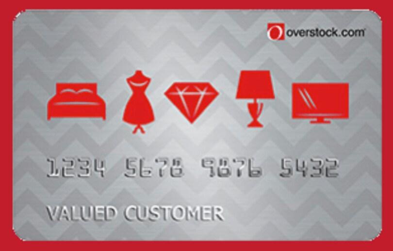 Overstock.com Store Card