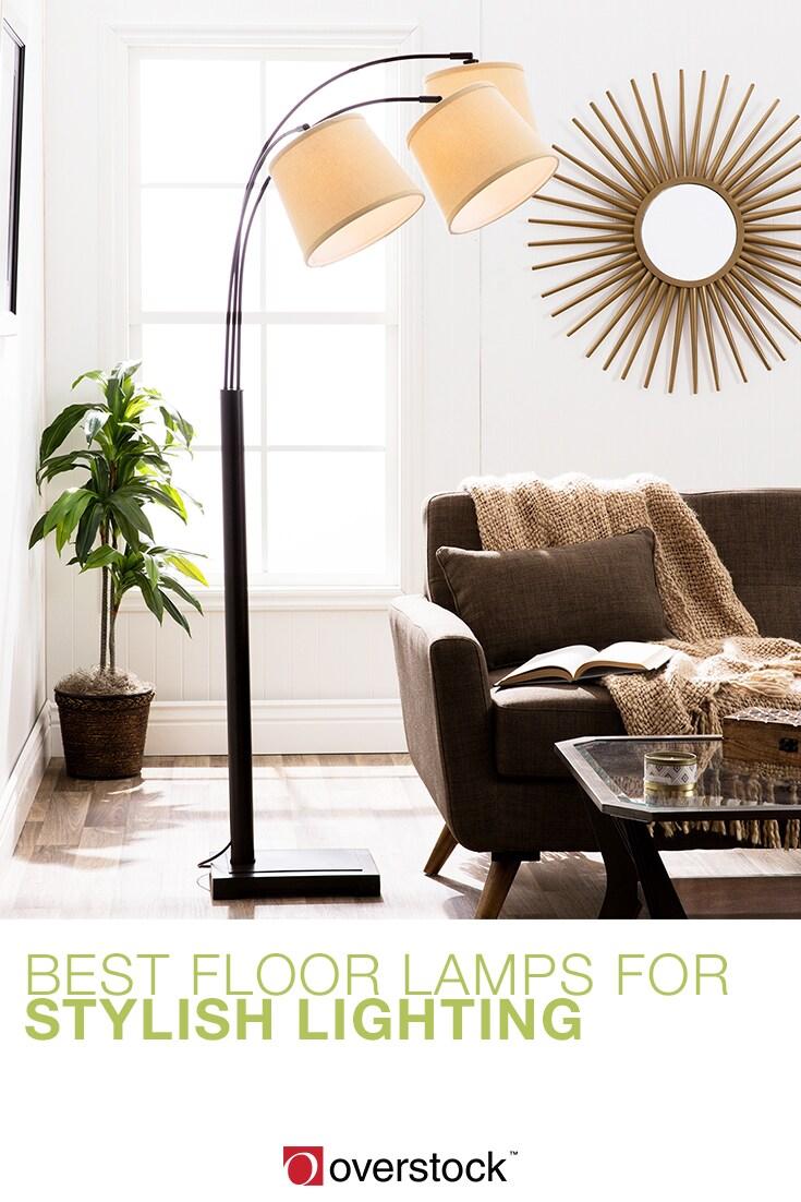 Best Floor Lamps for Stylish Lighting