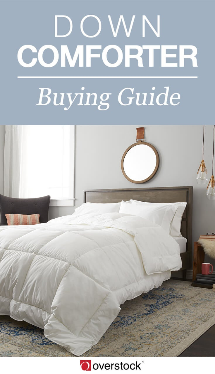 Down Comforter Buying Guide