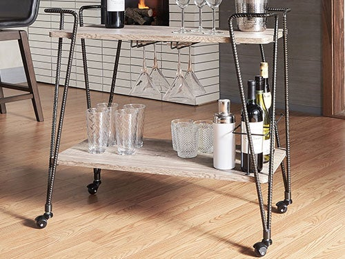 Best Barcarts- Glass and Barware
