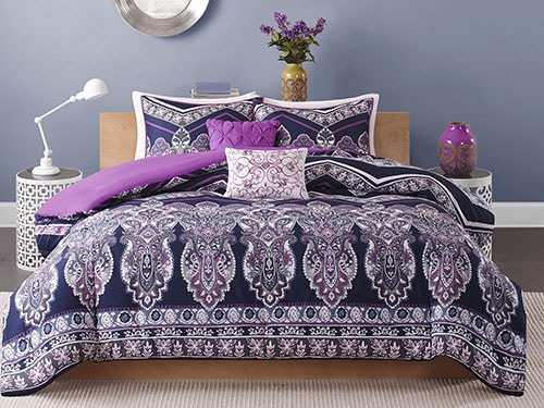 Save Now on Colorful Fashion Bedding