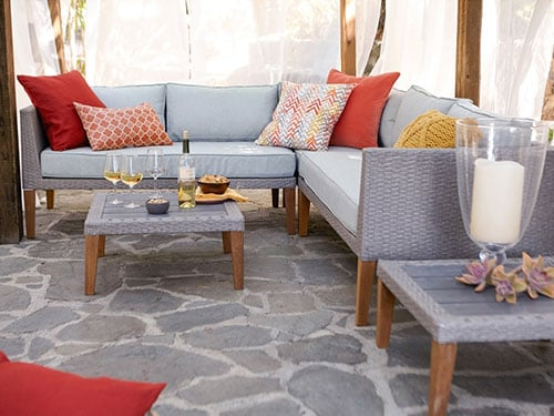 Spring for New Patio Furniture