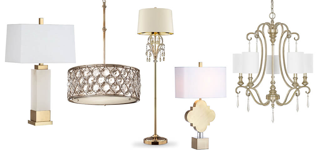 Types of glam lighting