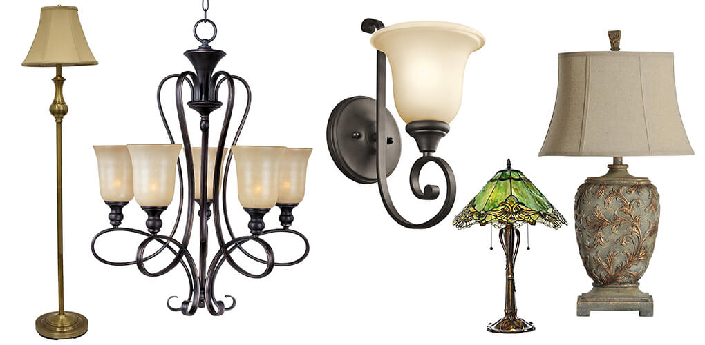 Types of tradtional lighting