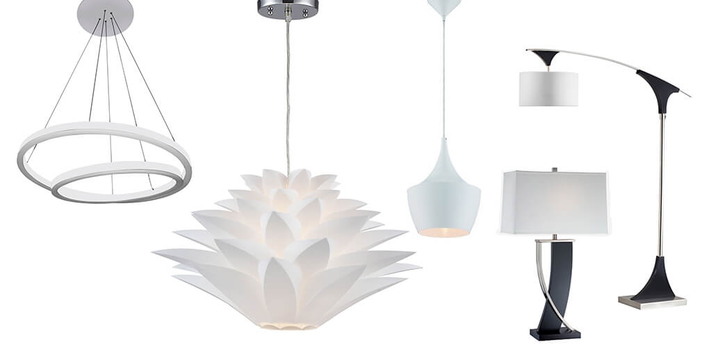 Types of contemporary lighting