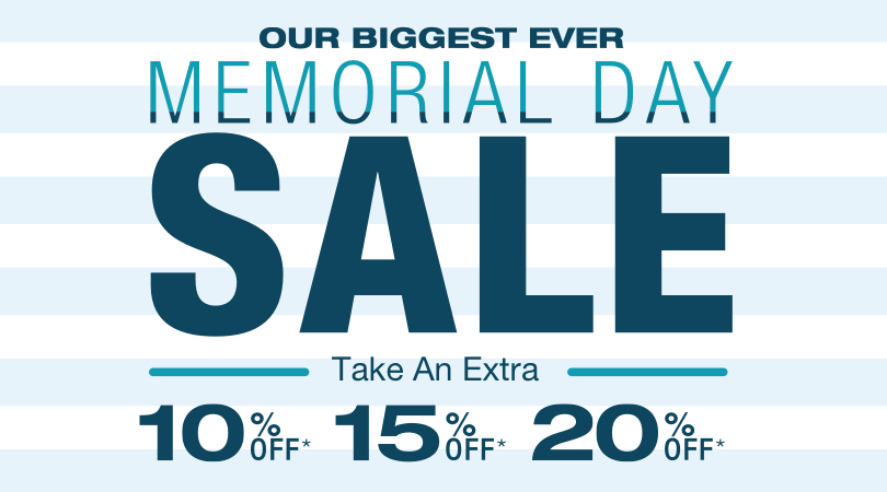 The Best Memorial Day Sales of 2017