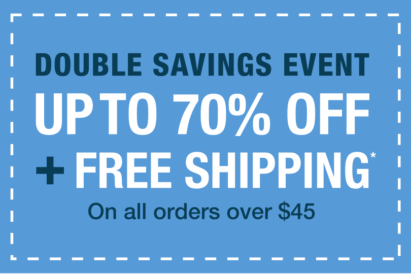 Sitewide Savings Event - Up to 70% off deals for every room.