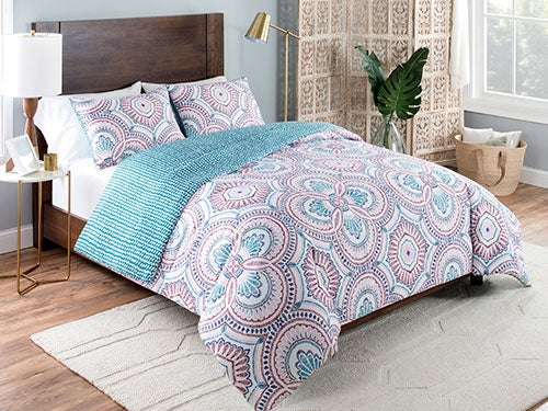 Wake Up to Brighter Mornings: Shop Big Deals on Bright Bedding