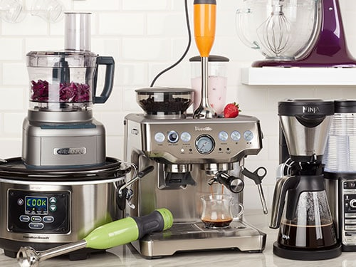 Fill your kitchen with awesome appliances >