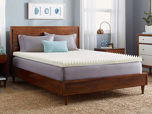 Sleep healthier with a new mattress topper