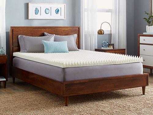 Sleep healthier with a new mattress topper