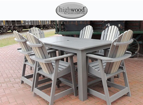 Soaking Up The Sun | Shop Patio Furniture And Swings By Highwood