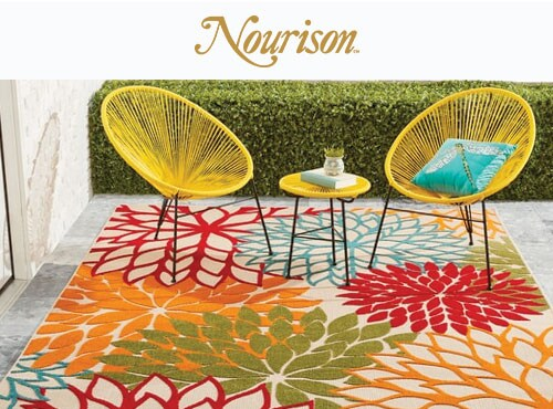 Perfect The Patio Living Room | Shop Indoor U0026 Outdoor Rugs By Nourison
