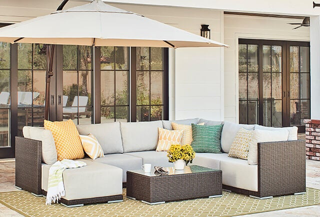 Luxe Patio