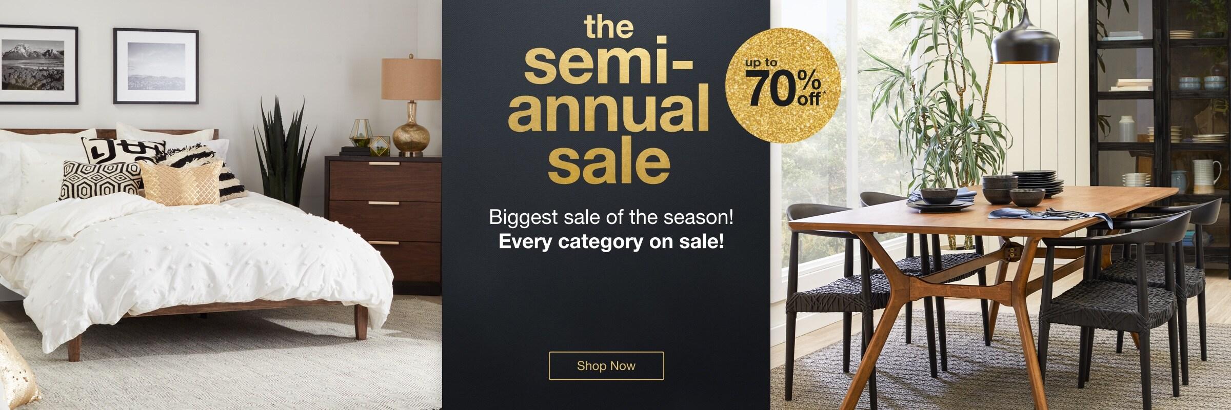 The Semi-Annual Sale desktop