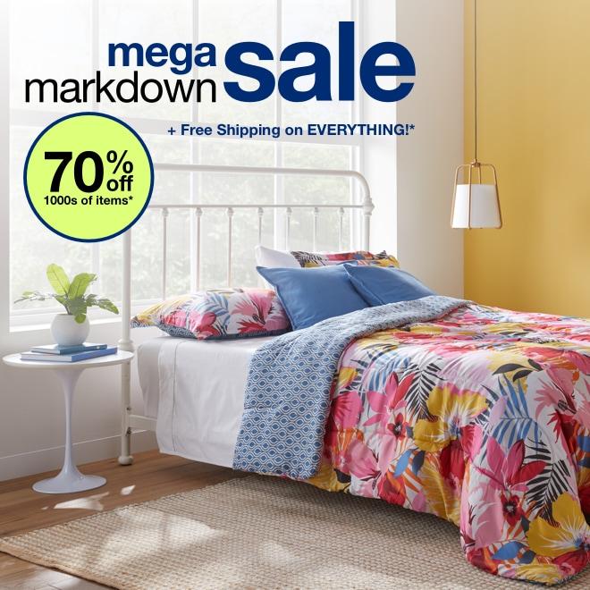 Shop the Mega Markdown Sale