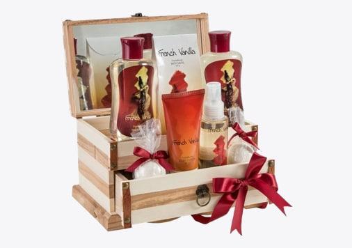 Bath and Spa Gift Basket