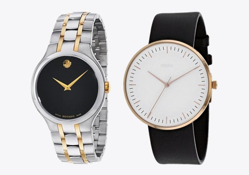 Two Men's Watches