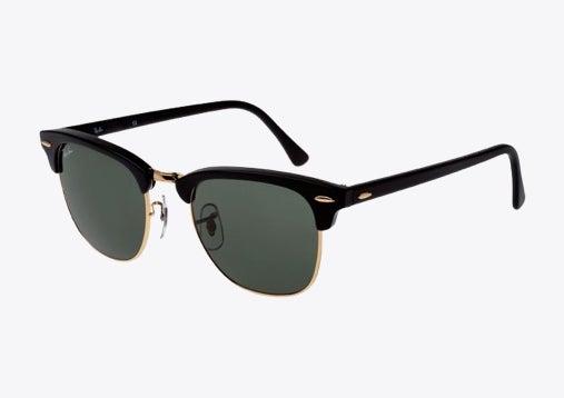 Ray-Ban Black Frame Sunglasses