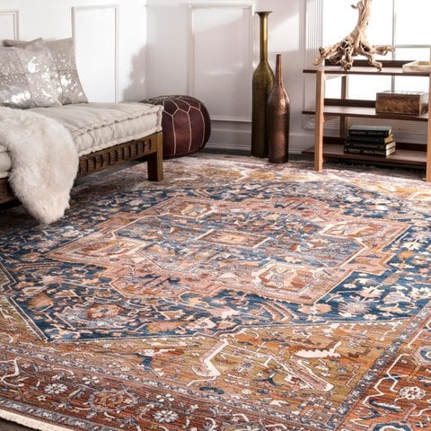 Shop extra 20% off Select Area Rugs by nuLOOM*