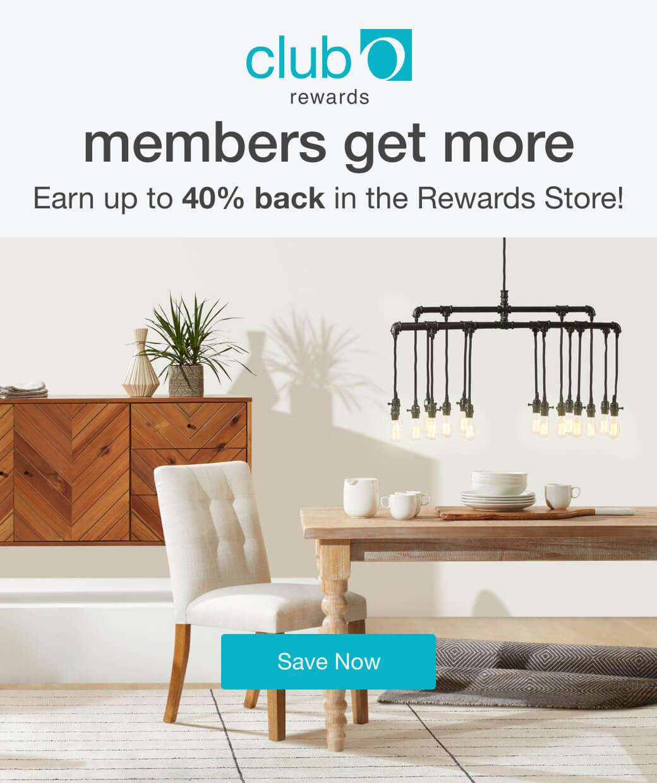 Club O Extra Rewards