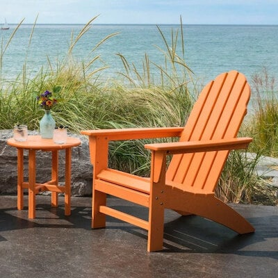 Shop save on Exclusive Earth Day Patio Furniture by Poly Wood