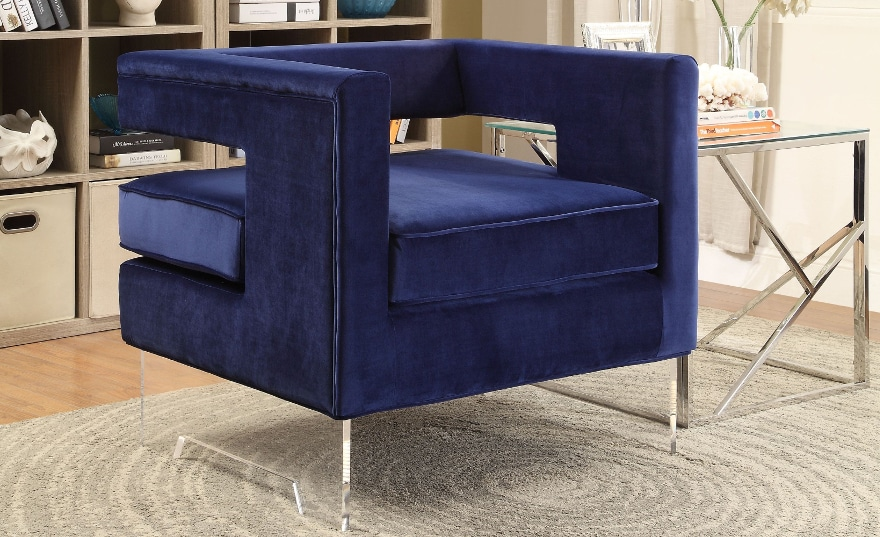 Buy Modern U0026 Contemporary Living Room Chairs Online At Overstock.com | Our  Best Living Room Furniture Deals