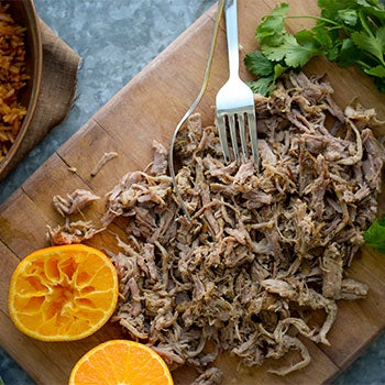 Citrus Pulled Pork