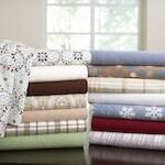 Shop Flannel Sheets link image