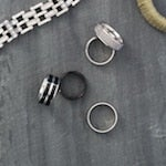 Shop Men's Wedding Bands link image