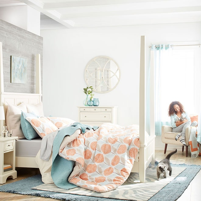 Up to 65% off Select Fresh Looks for your Bed & Bathroom*