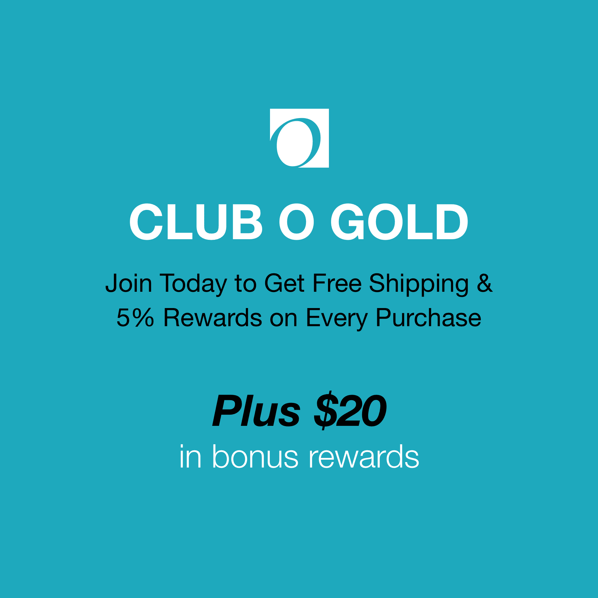 $20 Bonus Rewards