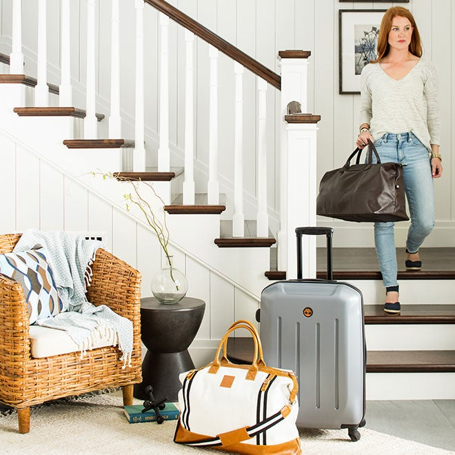 Extra 15% off Select Luggage & Bags*