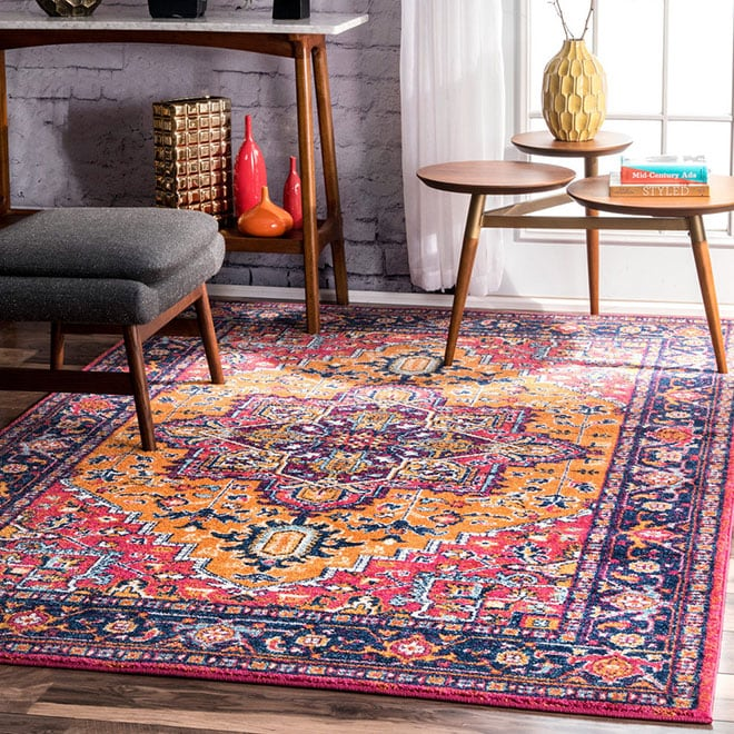 Extra 15% off Select Products Area Rugs*