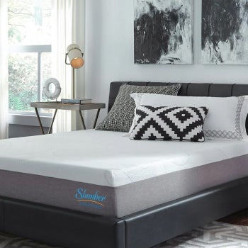 Extra 15% off Select Mattresses by Slumber Solutions*
